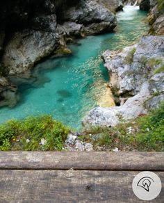 Soča river, a symbol of revival and new life #jewelofnature #Sočavalley #greenSlovenia