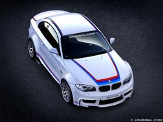 Special Edition BMW 1M Coupe by jonsibal on deviantART