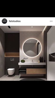 Examples Of Minimal Interior Design For Bathroom Decor 45 20 Most Favorite Bathroom Mirror Ideas to Update Your Style Farmhouse Bathroom Mirrors, Bathroom Mirror Makeover, Mirror Bathroom, Bathroom Small, Bathroom Cabinets, Master Bathroom, Bling Bathroom, Restroom Cabinets, Bathroom Things