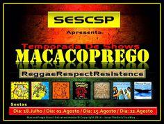 MacacoPrego: TEMPORADA DE SHOWS MACACOPREGO NO CIRCUITO SESCSP ...