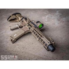 Save those thumbs Ruger Precision Rifle, Ar Rifle, Steampunk Weapons, Battle Rifle, Weapon Of Mass Destruction, Submachine Gun, Assault Rifle, Military Weapons, Guns And Ammo