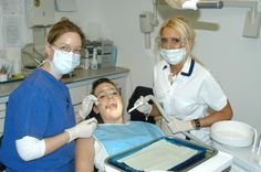 """This is Dental nursing in Farnborough London with placements. We also offer CACHE level 3, Principle in Dental nursing too. This course is for 18 months."""" #DentalNursinginLondon"""