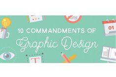 Os 10 mandamentos do design gráfico – para praticar todos os dias - Blue Bus