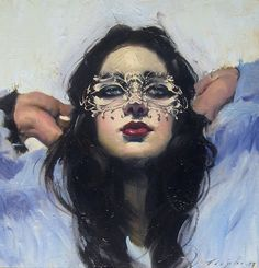 Malcolm T Liepke - Contemporary Artist - Figurative Painting