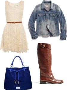 Super cute! Another country girl outfit :)