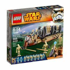 75041-2014-New Lego Star Wars-NEIMOIDIAN WARRIOR figure cadeau-Fast