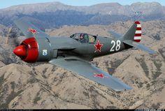 Russian La-9