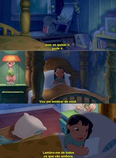 Lilo e Stitch ❤ Lilo And Stitch Quotes, Lilo Y Stitch, Disney Memes, Disney Quotes, Disney And Dreamworks, Disney Pixar, Memes Status, Icarly, Top Memes