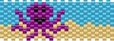 octopus bead pattern