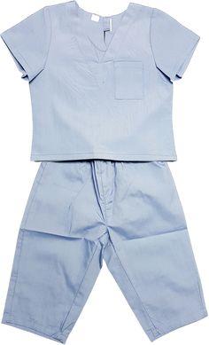 Cahoon's Closet - Childrens Infant Toddler Medical Scrubs Costume #CahoonsCloset  #Halloween #Costume