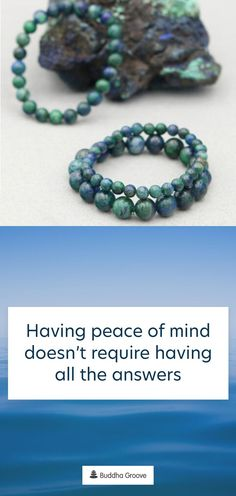 Infused with bright green malachite gemstone, azurite is the stone you need to inspire insight and clarity! It clears through foggy thinking to give you a fresh outlook and point you in a new life direction. Inspirational Jewelry, Bright Green, Malachite, Gemstone Beads, Turquoise Bracelet, Clarity, Insight, Artisan, Jewelry Design