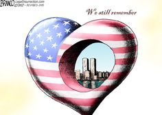 Remembering 911 as the Iran deal looms over our heads. Political Cartoon by A.F.Branco ©2012 revise for 2015 9/11/15 --obummer wants a vote TODAY 9/11, on his disaster Iran DEEL!