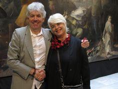 Con il Dott. Bruno Ialuna, Assessore alla Cultura del Comune di Montecatini Terme. Conferenza Stampa su MO.C.A. by night e presentazione #TrasparentiRiflessioni