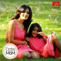 The first #fashionista of your life was your #mother. Carry off a dress just like hers and celebrate the joy of togetherness!