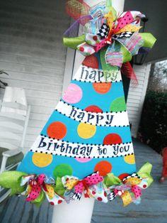 Happy birthday dear Tammmmmy, happy birthday to you.  And many more.