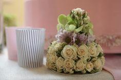 Little flower cake