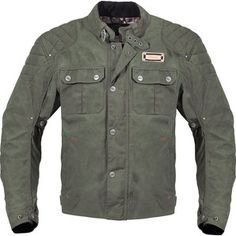 HELD 6245 SIXTY SIX TEXTILE JACKET, KHAKI - Louis – Motorcycle & Leisure