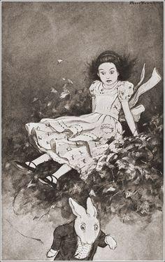 Peter Newell, Alice's adventures in Wonderland