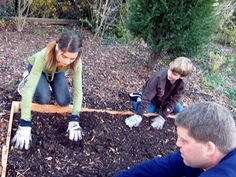 Ever wanted to learn how to plant a raised garden? You can!