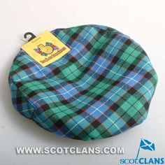 Clan Hunter Tartan C
