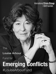 The Louise Arbour Fund for Emerging Conflicts http://www.crisisgroup.org/en/support/louise-arbour-fund-for-emerging-conflicts.aspx;