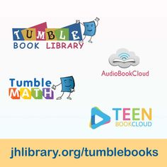 SUMMER READING PROGRAM UPDATE: Looking for more books to read? Remember that our trial of TumbleBooks is available through August 31! jhlibrary.org/tumblebooks #SRP2020 #ImagineYourStory