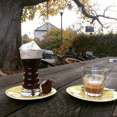 Irishcoffee#vakantiehuisjes#ardennen#herfst