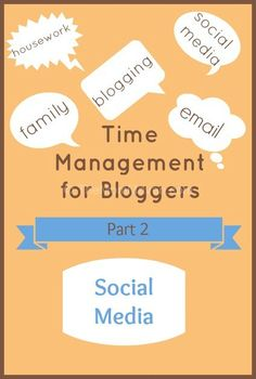 Great post on setting timers for getting yourself out there on social media!  just what every blogger needs.