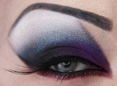 avenger character inspired makeup