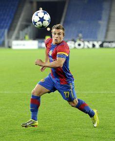 ~ Xherdan Shaqiri on FC Basel ~