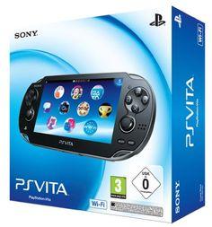 PlayStation Vita - Konsole WiFi wurde auf 214,95€ gesenkt (vorher: 229€) Das entspricht einer Ersparnis von 6%.