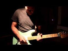 Chris de Vries Video Reply Indie Synthpop G Minor / Bb Major guitarbackingtracks4 - YouTube