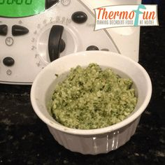 Post image for ThermoFun – Basil, Cashew & Parmesan Dip Recipe