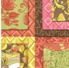 Sprit by Moda 6 Yards in 1/2 cuts all matching fabric in the spirt line. Great to make a large quilt.