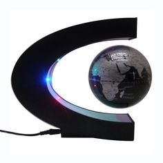 Magnetic Levitation Floating Globe – $30