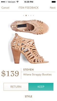 Very cute shoes! At this time don't need open shoes for fall
