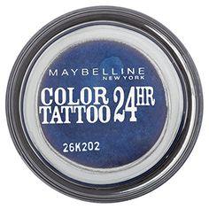 Maybelline Tattoo 25 Eyestudio Color ml Everlasting Navy Maybelline http://www.amazon.co.uk/dp/B00CJ7972Y/ref=cm_sw_r_pi_dp_mOJGub1WBHPW2