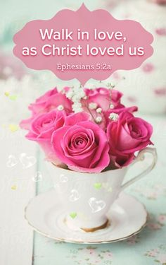 Ephesians 5:2a