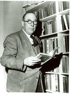 C. S. Lewis-one of my heroes!