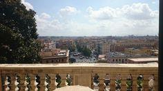 ROM ~ Blick vom Vatikan