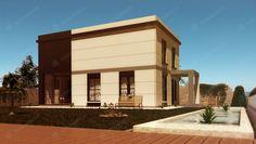 Increibles casas de madera con los mejores acabados a elección del cliente. Mansions, House Styles, Home Decor, Interior Walls, Timber House, Style At Home, Flooring, Houses, Mansion Houses