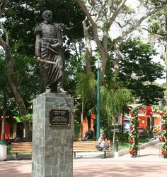 Plaza Bolívar de El Hatillo, Edo Miranda Venezuela.