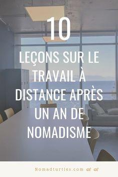 Bilan de 12 mois de travail à distance dans 10 villes en Europe, en Amérique du Sud et aux Etats-Unis. Découvrez mes 10 leçons ! #nomadedigital #nomade #digitalnomad #voyage #nomadisme #travaildistance #freelance