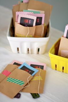 Colorful Book Baby Shower {I LOVE THIS TYPE OF BABY SHOWER}