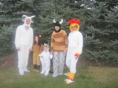 For book character day??  where the wild things are costumes by Hamnascreations on Etsy