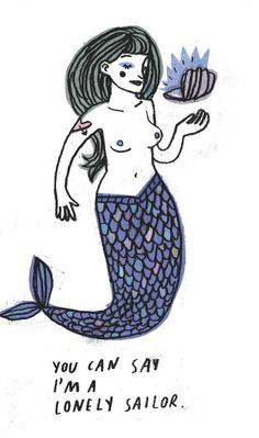mermaid MARJAINEZ