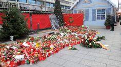Ort des islamistischen Anschlags vom 19.12.2016