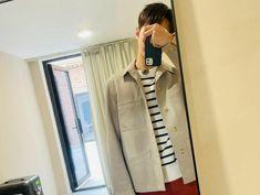 Lai Guanlin, Coat, Instagram Posts, Jackets, Bin Bin, Guan Lin, Idol, Search, Photos