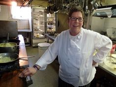 Ellen Gill McCarty of Science Hill Inn. | Photo by Steve Coomes.