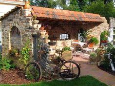 Antike Baustoffe : Klassischer Garten Von Antik Stein   Homify / Antik Stein